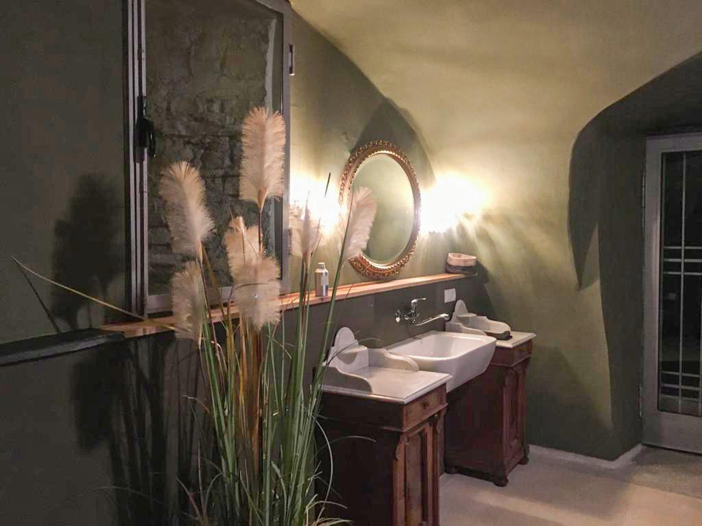 ilwokini masterhouse waschbecken Ferienhaus Italien